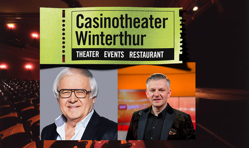 WIR-NETWORK-TALK im Casinotheater Winterthur