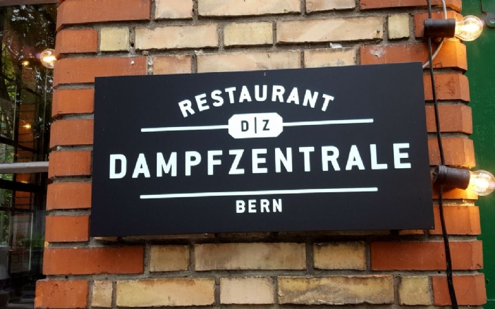 Dampfzentrale